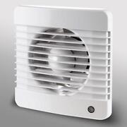 Bathroom Extractor Fan Pull Cord