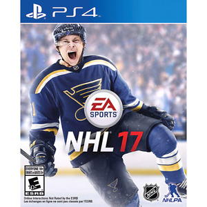 Looking for nhl17 ps4