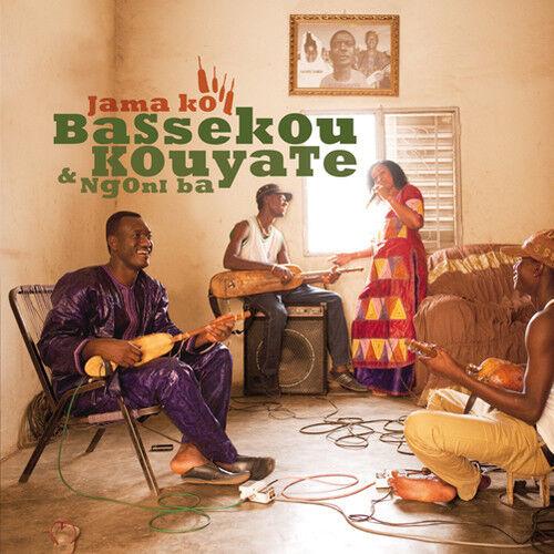 Bassekou Kouyate - Jama Ko [New CD]