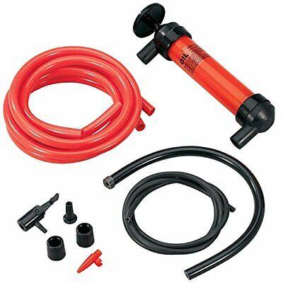 Koehler Enterprises Ra990 Multi-use Siphon Fuel Transfer Pump Kit For Gas Oil...