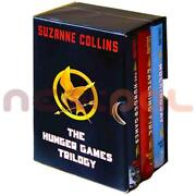 The Hunger Games Trilogy Boxed Set Hardcover