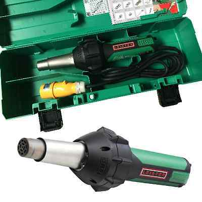Heavy Duty Heat Air Gun - Leister Triac ST 120V with Heavy Duty Carry Case
