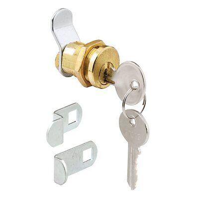 Prime Line S 4648 Mailbox Lock Keyed Steel Brass