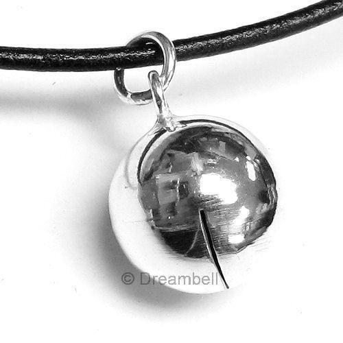 Sterling Silver Bell Charm Ebay