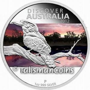 Australia-2012-Discover-Australian-Wildlife-Kookaburra-1-Pure-Silver-Proof