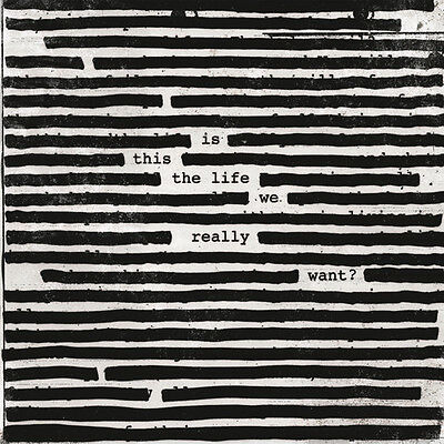 Roger Waters   Is This The Life We Really Want   New Vinyl Lp  Explicit  180 Gra