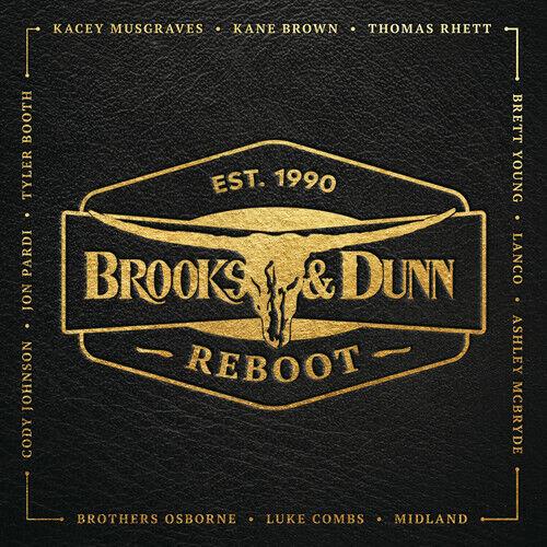 Brooks & Dunn - Reboot [new Cd]