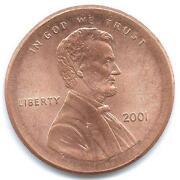 2001 Error Penny