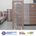 Glass Solid Side Entrance Door/Backdoor Doors