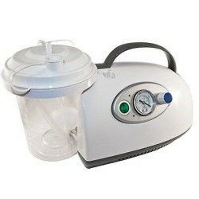Roscoe Portable Suction Machine With Dc Rechargeable Battery