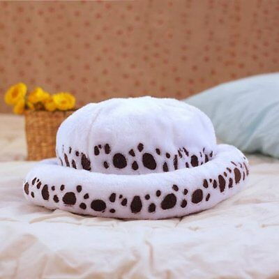 One Piece Anime Trafalgar Law Hut Cap Hat Winter Mütze Cosplay Kostüm Karneval