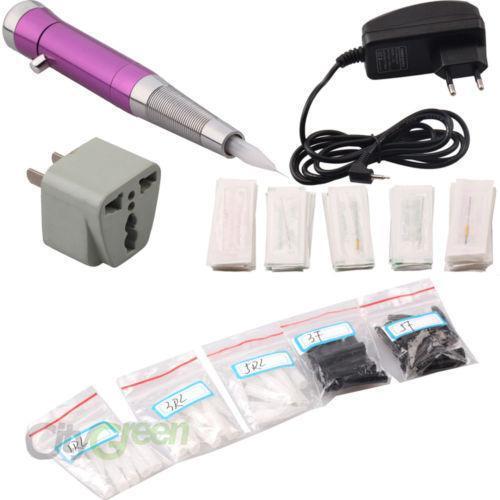 Cosmetic tattoo needles ebay for Tmart tattoo machines