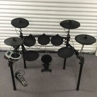 Simmons SD9K Professional electronic complete drum set