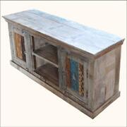 TV Console Wood