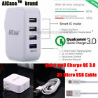 Wall Chargers for iPhone 5s with 4 Ports