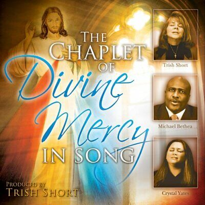 CD The Chaplet of Divine Mercy in Song with Trish Short  Chaplet Divine Mercy Song