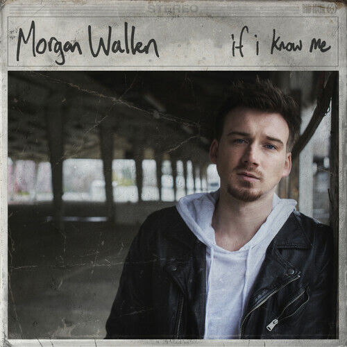 Morgan Wallen - If I Know Me [New CD]