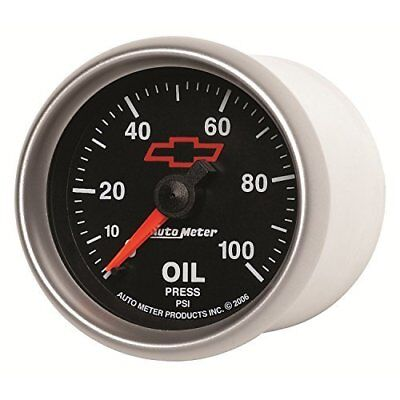 (Auto Meter 3621-00406 GM Performance Parts Red 2-1/16