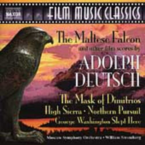 Moscow Symphony Orch - Maltese Falcon: Film Music Classics [New CD]