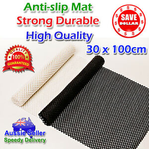 Anti Non Slip Grip Mat 30x100cm Kitchen Drawer Cupboard