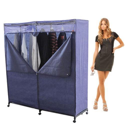 Portable Clothes Hanger Ebay