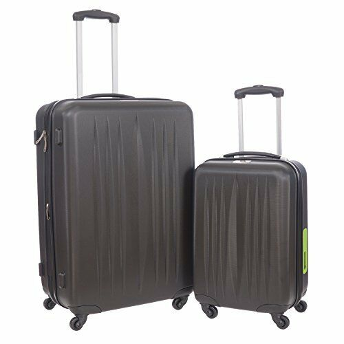 """New Swiss Travel Products 2 Piece Set 20 """" & 28"""" Tech Spinne"""