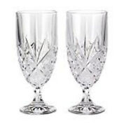 Crystal Drinking Glass Set