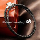 Stainless Steel Love & Hearts Chain Fashion Bracelets