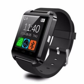 Bluetooth Handsfree Smart Watch