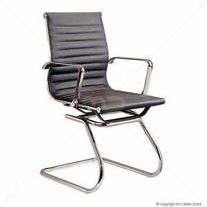 Manager Eames Reproduction Visitors Chair 2 chairs for $300.00 Minchinbury Blacktown Area Preview