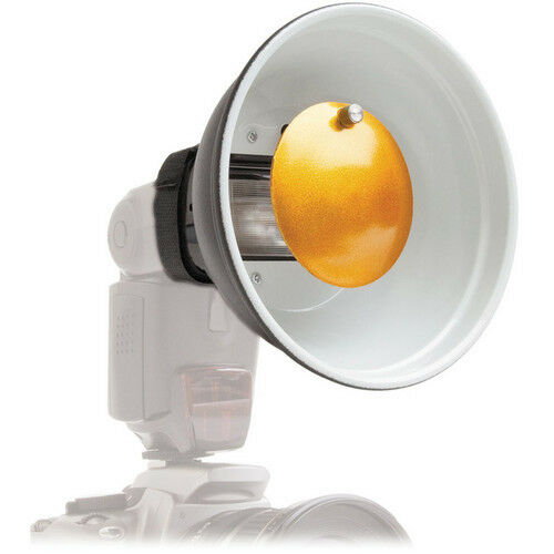 Impact Strobros Beauty Dish Version II for On-Camera Flash