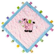 Pink Baby Security Blanket
