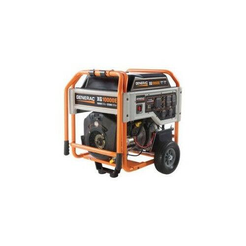Generac XG Series 10,000-W Electric Start Portable Generator 5802 New
