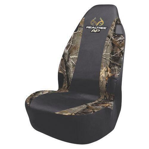 realtree seat covers ebay. Black Bedroom Furniture Sets. Home Design Ideas