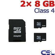 Micro SD 8GB Class 8