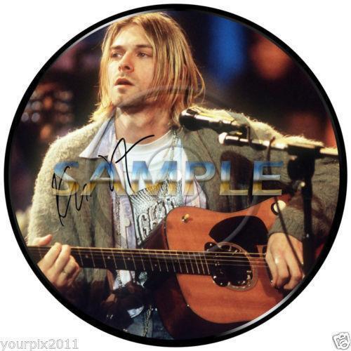Kurt Cobain Autograph Ebay