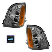 Cadillac SRX Headlights