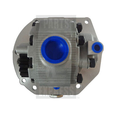 Ford New Holland Hydraulic Pump Part Wn-d0nn600f For Tractor 3550 4000 4140 4330