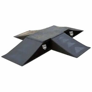 Never Opened! Skater D6 Mini Quad Ramp - Retail 150+ Tax!