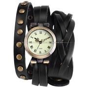Double Wrap Watch