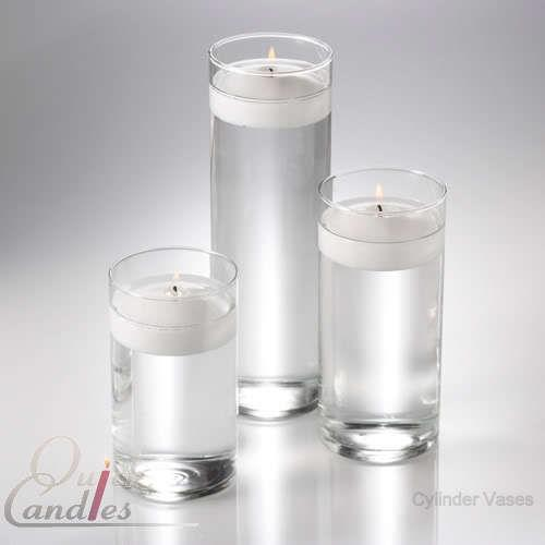 Floating Candle Vase Ebay