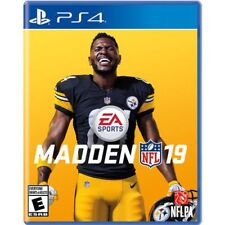 Electronic Arts Sports Madden NFL 19 (PS4)
