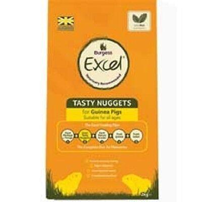 9 x 10kg (90kg) Burgess Excel Tasty