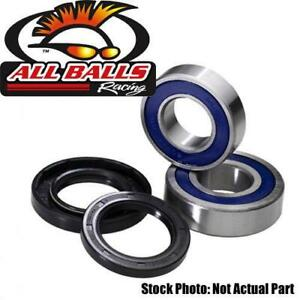 Front Wheel Bearing Kit Suzuki GSX-R600 600cc 2011 2012 2013 2014
