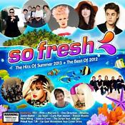 So Fresh CD 2012