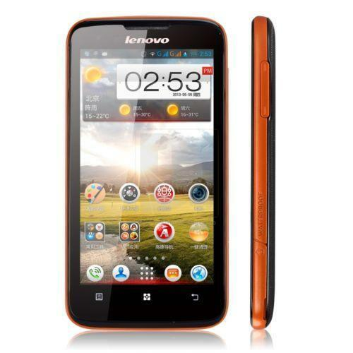 Waterproof Android Cell Phone Ebay