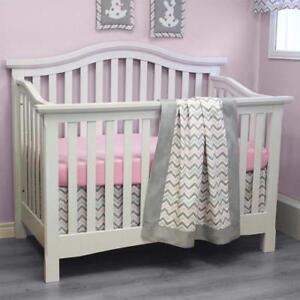 Sweet Kyla Baby Girl Crib Bedding