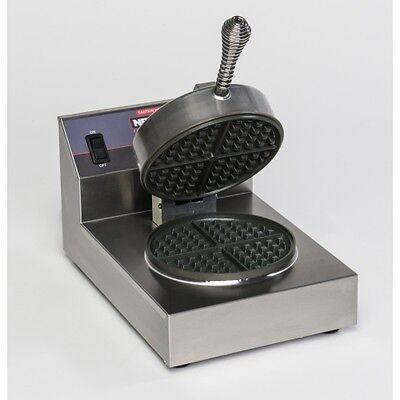 Nemco 7000A-S Single Waffle Baker
