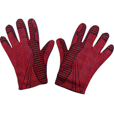 Men's The Amazing Spider-Man Adult Costume Gloves](The Amazing Spiderman Gloves)