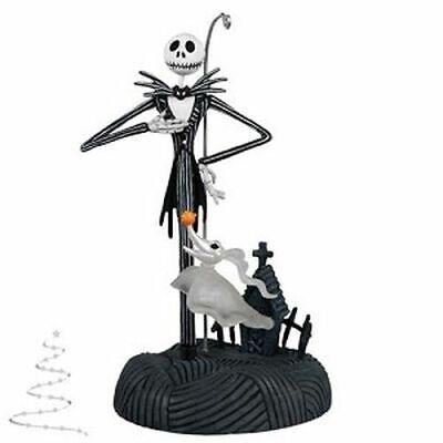 2020 Hallmark Keepsake Nightmare Halloween Christmas Jack Skellington Ornament